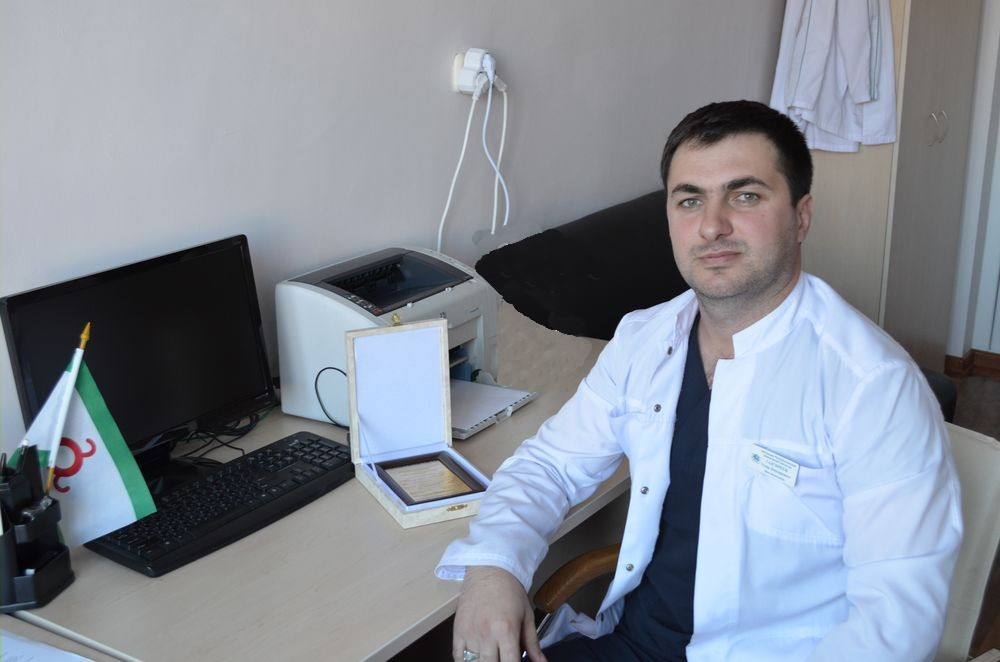 Нейрохирург ахмедов