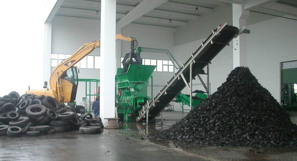 Бизнес план по утилизации и переработке покрышек